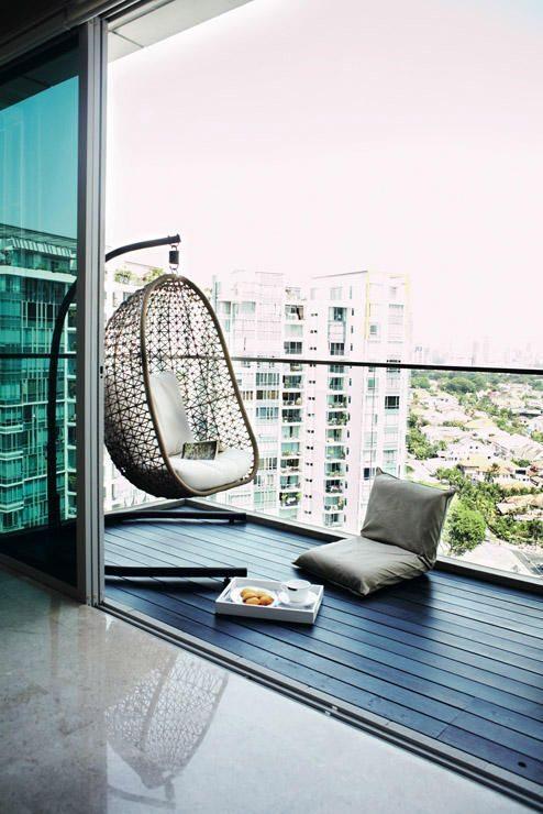 Diseños de balcones de casas