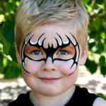Diseños de pintacaritas para fiestas infantiles