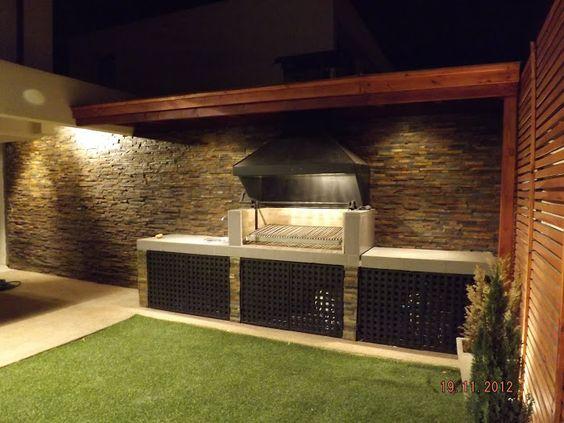 Dise os de revestimiento para paredes interiores y exteriores como organizar la casa - Tipos de revestimientos exteriores ...
