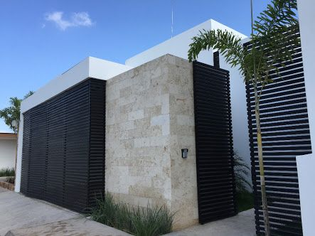 Dise os de revestimiento para paredes interiores y for Revestimiento de paredes exteriores baratos