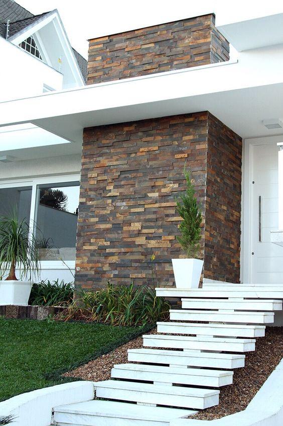 diseos de para paredes interiores y exteriores
