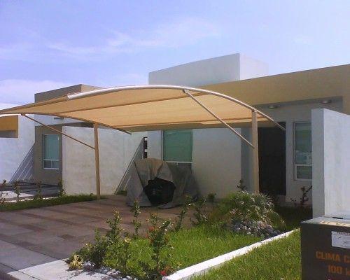 Disenos toldos terrazas 17 decoracion de interiores fachadas para casas como organizar la casa - Toldos para patios interiores ...