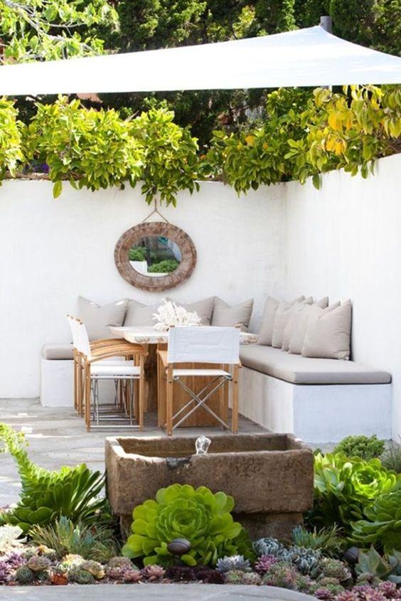 Diseños De Toldos Para Terrazas Como Organizar La Casa