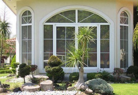 Dise os de ventanas para casas decoracion de interiores - Molduras para ventanas exteriores casas ...