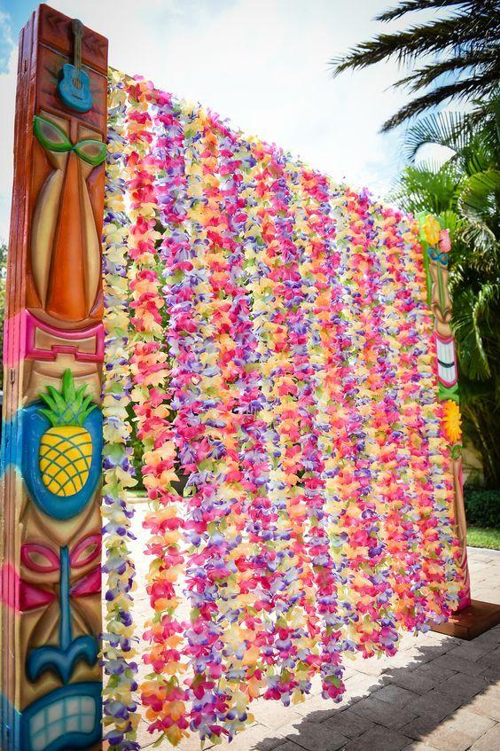 Magnífico Ideas De Vestir Fiesta Hawaiana Elaboración - Ideas de ...