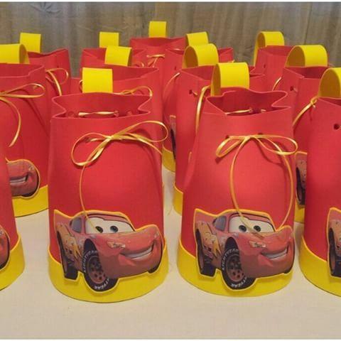 Fiesta Infantil Tematica De Cars 3 Como Organizar La Casa