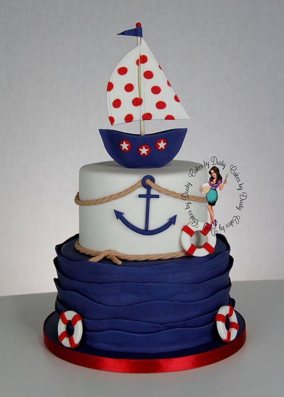 Fiesta infantil temática de marinero