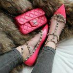 Ideas para combinar tu bolso con tus zapatos
