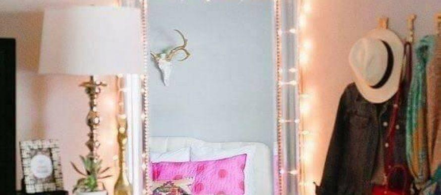 Ideas para decorar tu habitacion con luces - Ideas para decorar tu habitacion juvenil ...
