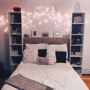 Ideas para decorar tu habitacion con luces