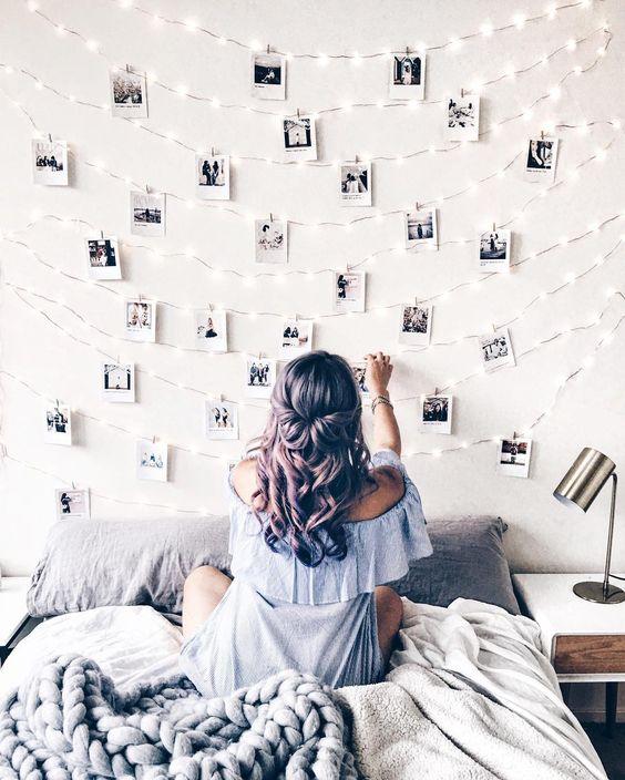 Ideas para decorar tu habitacion con luces - Cosas para decorar tu habitacion ...
