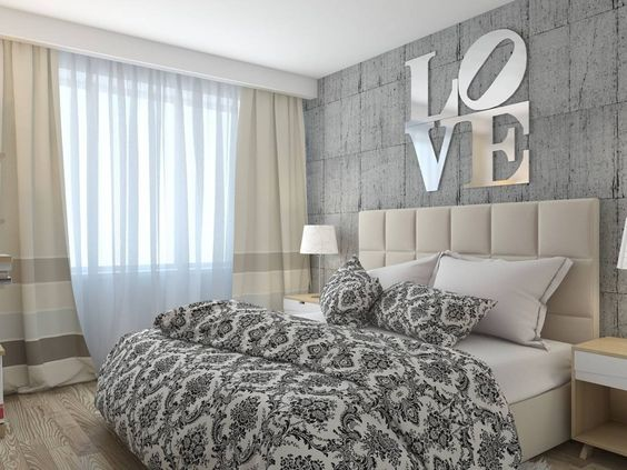Ideas para decorar habitacion matrimonial