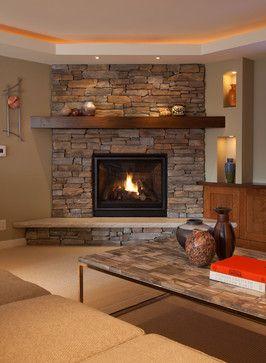 Ideas revestir las paredes casa 13 decoracion de - Revestir paredes interiores ...
