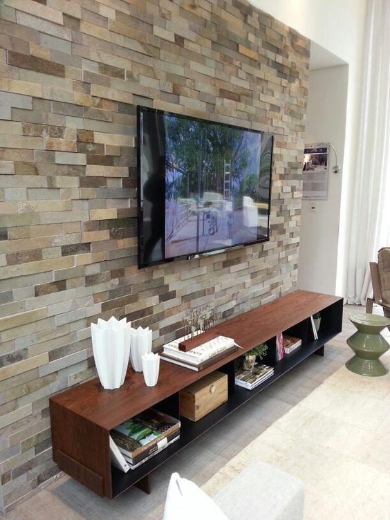 Ideas para revestir las paredes de tu casa for Revestir paredes interiores