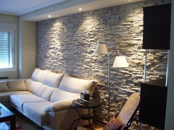 Ideas revestir las paredes casa 26 for Revestir paredes interiores