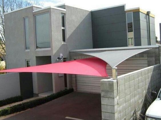 Ideas de techos para patios peque os - Tipos de tejados para casas ...