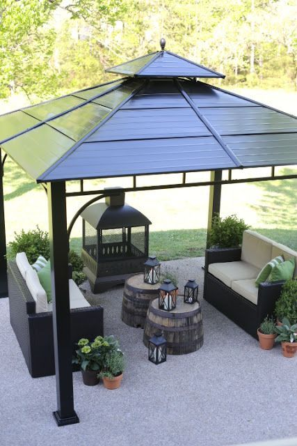 Ideas de techos para patios peque os decoracion de interiores fachadas para casas como - Ideas para patios ...