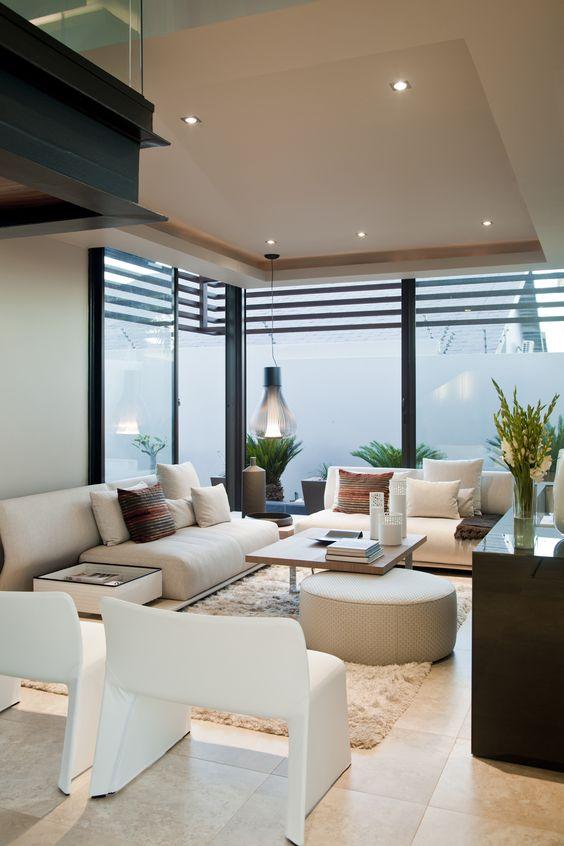 Casas modernas ideas para inspirarte a dise ar tu casa - Camino a casa decoracion ...