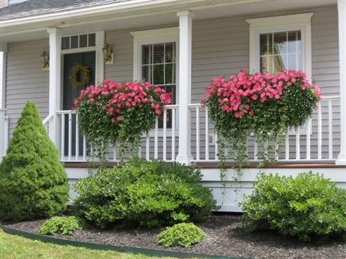 Balcony Herb Garden Railing