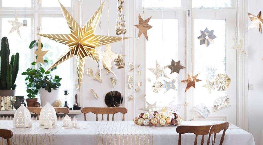 Navidad 2017 2018 decoracion - Decoracion navidad casas ...