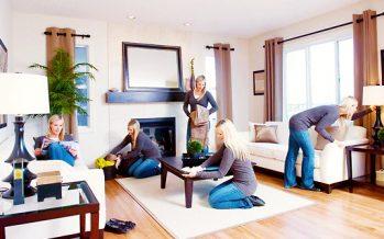 ¿Como ordenar la casa rápido?