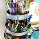 Como organizar útiles escolares en casa