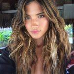Peinados y estilo de maquillaje que puedes usar en la playa