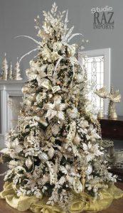 pinos de navidad decorados