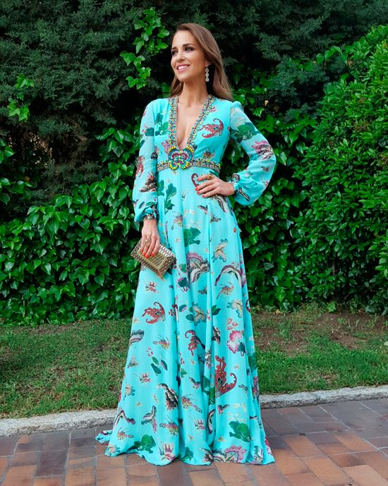 9a3902eb33 Propuestas para usar color turquesa un color de moda esta temporada ...