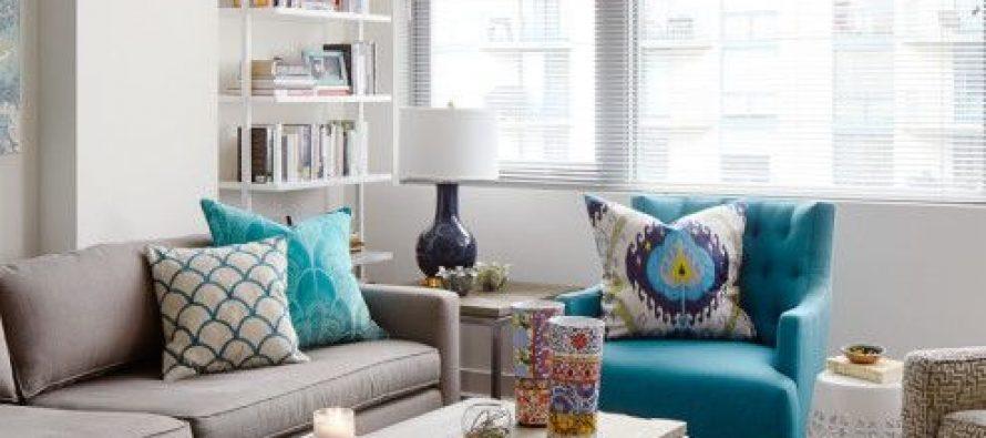 Sofás para acentuar la decoración de una sala