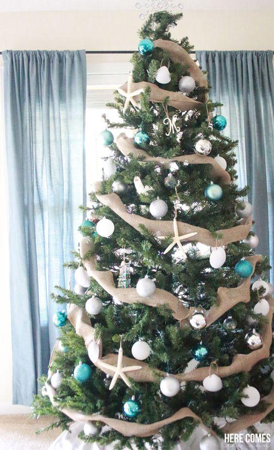 Tendencias decorar arbol navidad 2017 2018 13 for Navidad 2017 tendencias decoracion