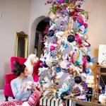 tendencias para decorar arbol de navidad 2019 - 2020