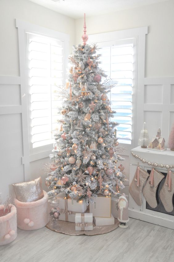 Tendencias decorar arbol navidad 2017 2018 18 for Decoracion 2017