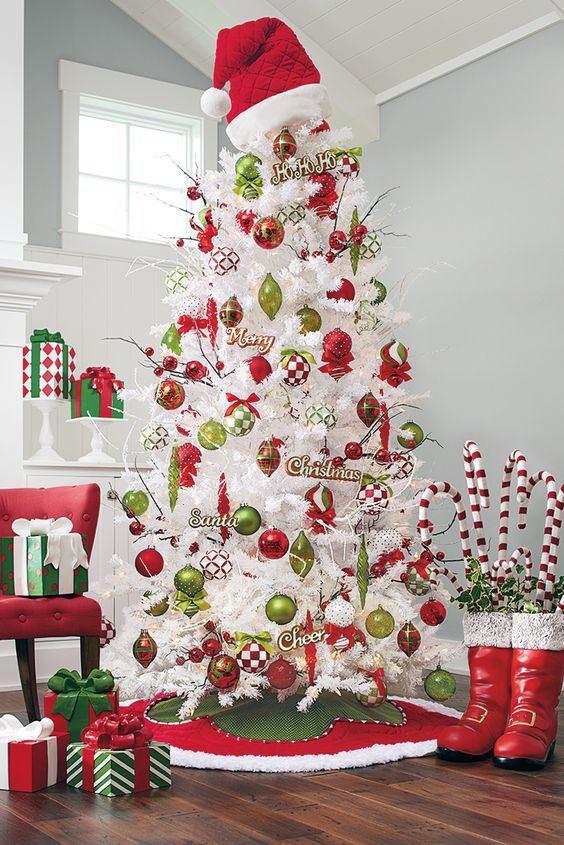 tendencias para decorar tu rbol de navidad 2017 2018 - Como Adornar Un Arbol De Navidad