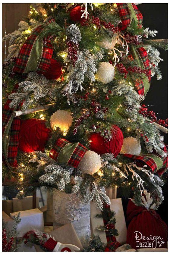 Tendencias decorar arbol navidad 2019 2020 23 como for Decoracion navidad 2017 tendencias