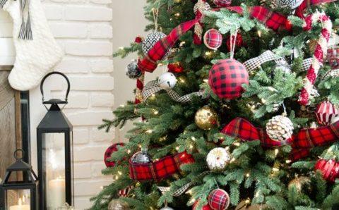 Tendencias para decorar tu árbol de navidad 2019 – 2020
