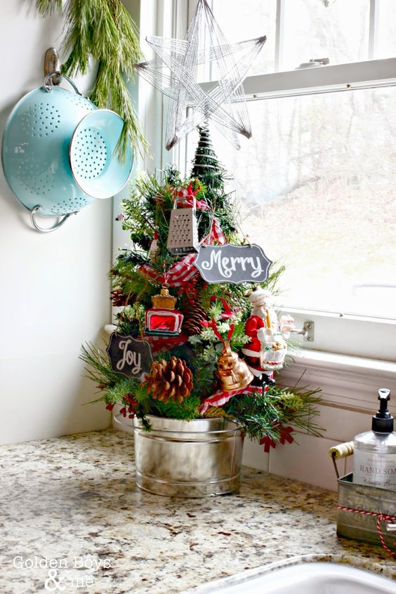 Tendencias para decorar tu árbol de navidad 2017 - 2018
