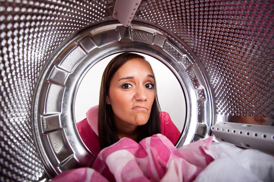Tips para limpiar tu lavadora con vinagre