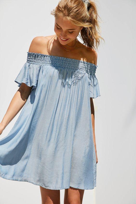 Vestidos casuales 2018