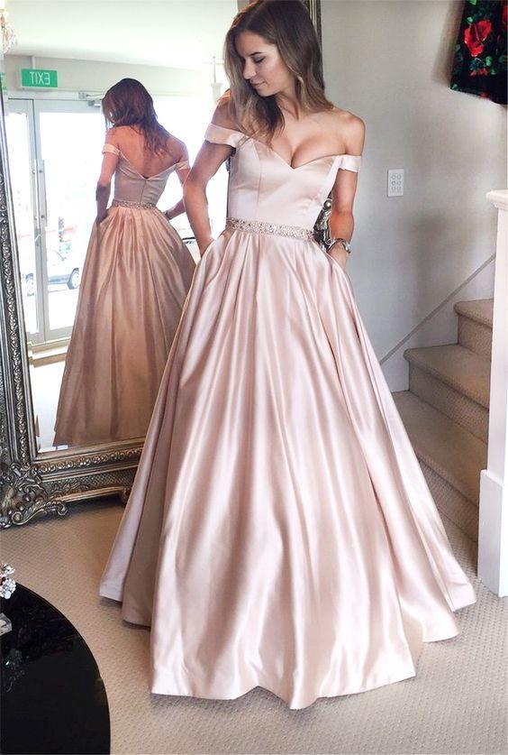 nueva estilos 7d601 5aa1b Vestidos de graduación 2019