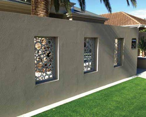 diseños de cercos para delimitar tu terreno con estilo