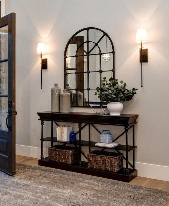 25 ideas decorar la entrada casa 10 - Decorar la entrada de casa ...