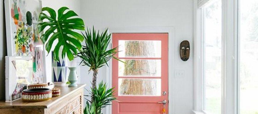 25 ideas para decorar la entrada de tu casa for Ideas para decorar tu casa