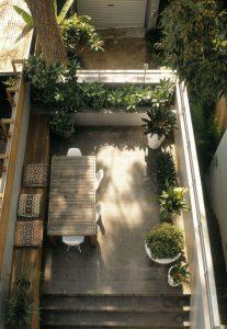 26 patios y jardines que te van a inspirar si tu casa es pequeña