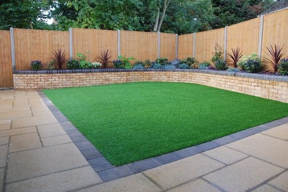 26 patios jardines te van inspirar casa pequena 13 for Patios y jardines de casas