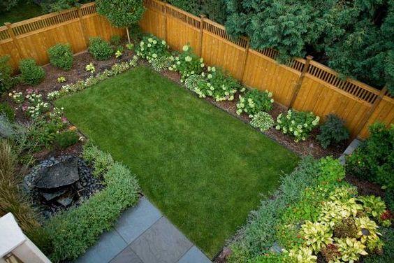 26 patios jardines te van inspirar casa pequena 16 for Decoracion de jardines de casas pequenas