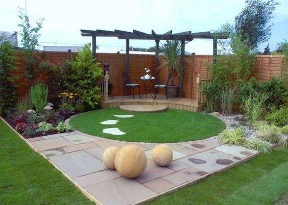 26 patios jardines te van inspirar casa pequena 22 for Patios de casas y jardines