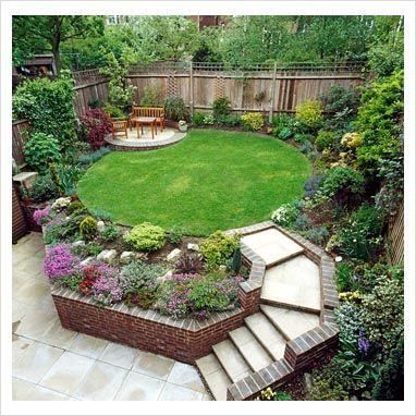 26 patios jardines te van inspirar casa pequena 8 for Jardines patios casas