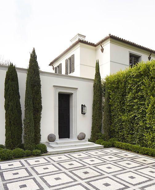 27 dise os de pisos para el patio y la entrada de tu casa