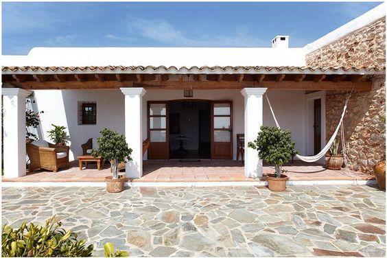 27 dise os de pisos para el patio y la entrada de tu casa for Pisos para porches